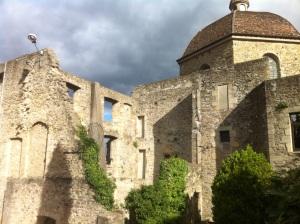 Dôme du couvent d'Aubenas