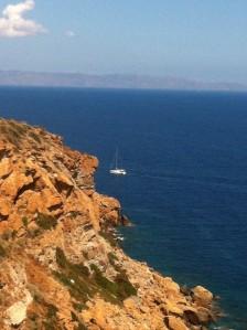 Athènes vue du Cap Sounion1