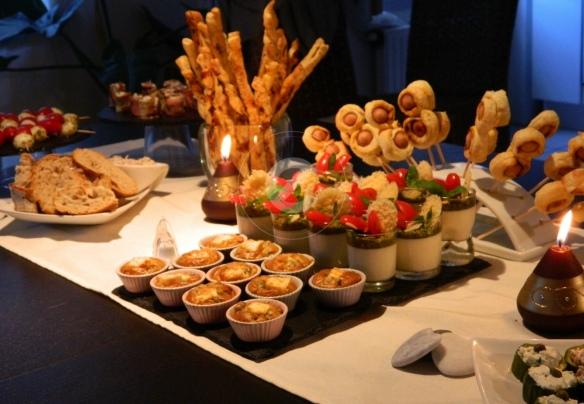 buffet Edwige