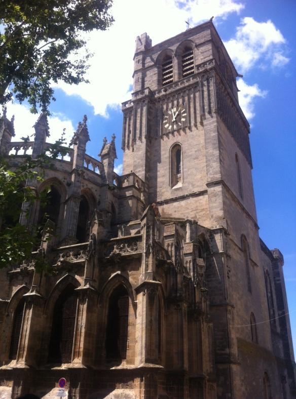 Cathédrale St Nazaire de Béziers