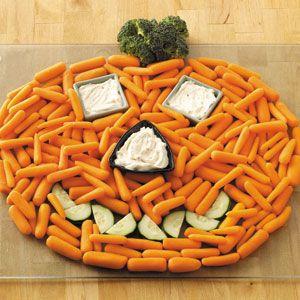 nouriture pour Halloween