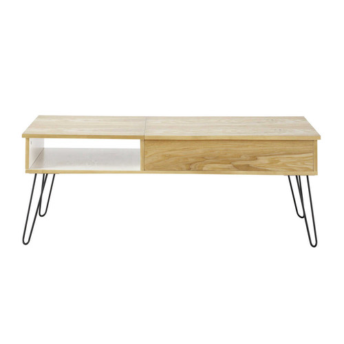 Table basse scandinave maison du monde - Table basse du bout du monde ...