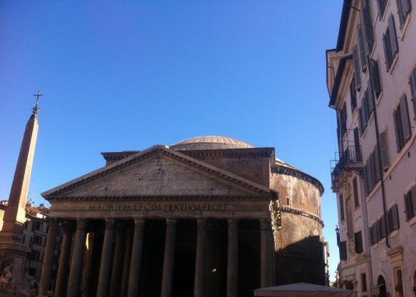 rome le panthéon