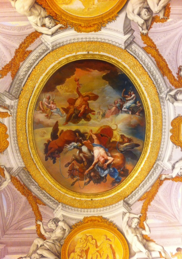 rome villa borghèse
