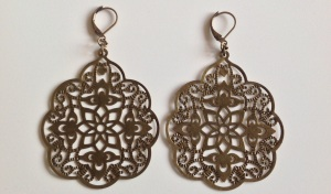 boucles d'oreilles marocaines