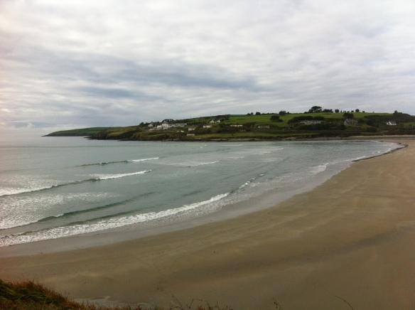 plage irlandaise