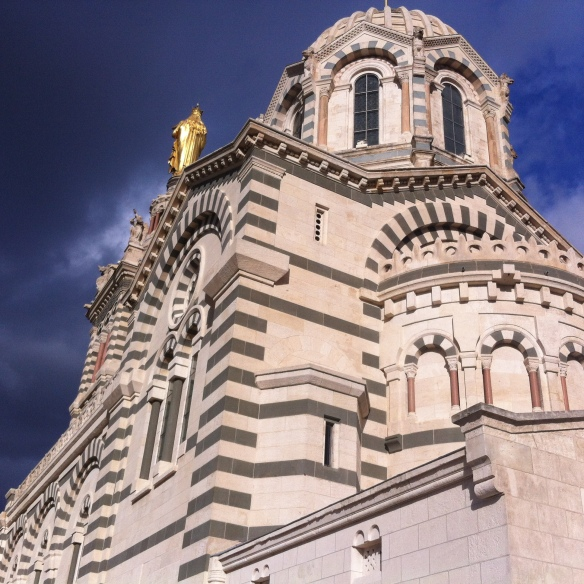 marseilel cathédrale