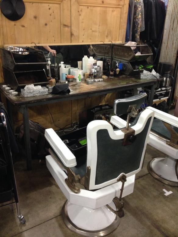 marché de la mode vintage barbier
