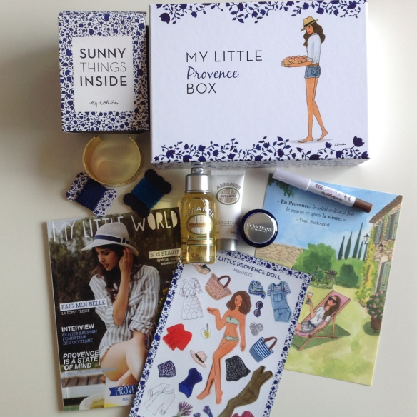 my little provence box mai 2015