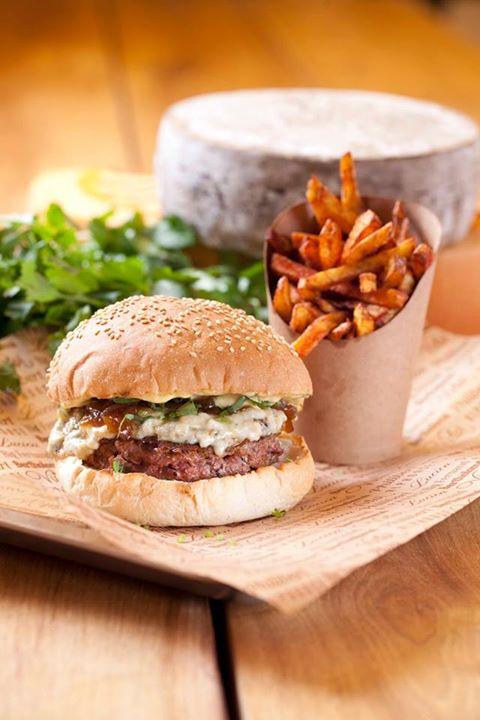 big fernand meilleur burger de lyon