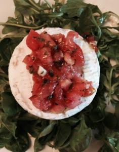 camembert à la provençale