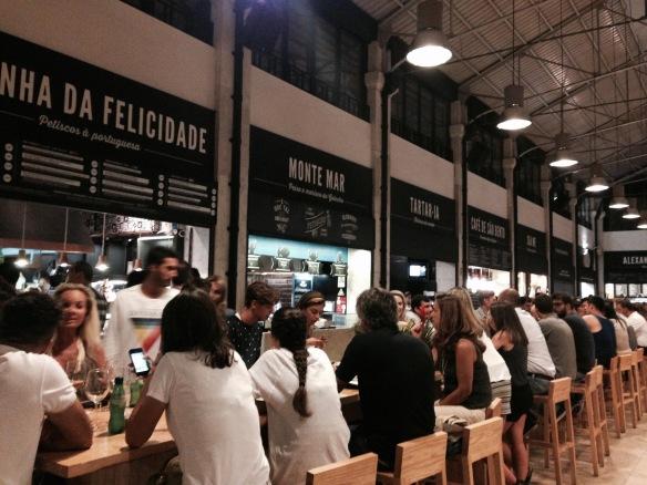 lisbonne Mercado Da Ribeira