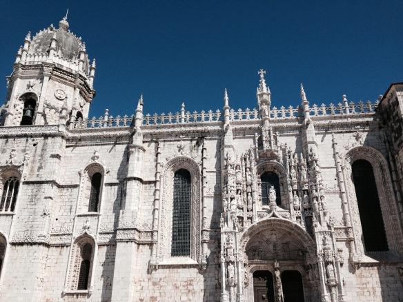 lisbonne Mosteiro dos Jeronimos