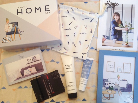 my little home box février 2016